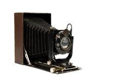 Medelformat för Retro kamera Royaltyfri Foto