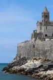 medelhavs- fästning Royaltyfri Fotografi