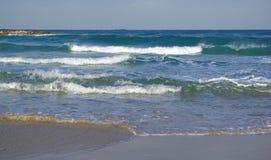 medelhavs- hav Arkivfoto