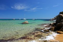Medelhavs- hav Royaltyfri Fotografi