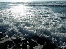 medelhavs- hav för kekova till trevelyachten Fotografering för Bildbyråer