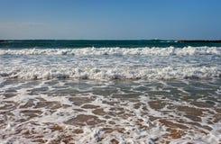medelhavs- hav som ska visas Royaltyfri Foto