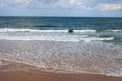 medelhavs- hav som ska visas Fotografering för Bildbyråer