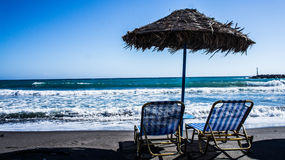 Medelhavs- koppla av Royaltyfri Bild