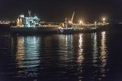 Medelhavs- kryssning Oktober 2017 Royaltyfri Foto
