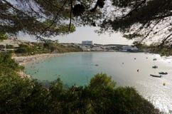 Medelhavs- semesterort. Arkivbilder