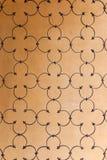 medelhavs- stil för staketjärn Royaltyfria Bilder