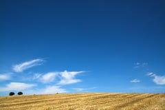 medelhavs- typisk för landscap Fotografering för Bildbyråer