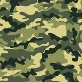 Medelkamouflage Arkivfoto