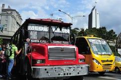 Medellin - Колумбия Стоковое фото RF