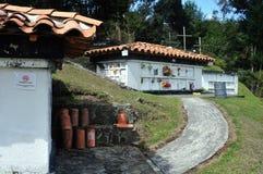 Medellin - Колумбия стоковые фотографии rf