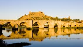 Medellin. In Badajoz Province, Extremadura, Spain Stock Image