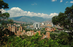Medellin. The second biggest city in Colombia, which is the capital of the Department of Antioquia