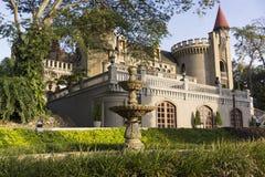 Medellin Antioquia, Colombia - museum El Castillo Royaltyfria Foton