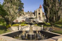 Medellin, Antioquia, Kolumbia - Muzealny El Castillo Obrazy Stock