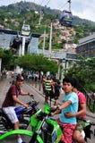 Medellin - Colômbia Fotos de Stock Royalty Free