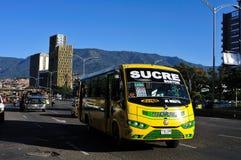 Medellin - Colombia Royaltyfria Foton