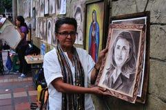Medellin - Colombia royalty-vrije stock afbeelding