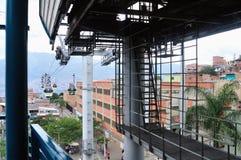 Medellin - Colombia Arkivfoto