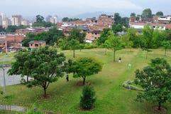 Medellin - Colombia Fotografering för Bildbyråer
