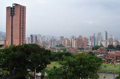 Medellin - Colombia stock photos