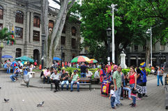 Medellin - Colombia Royalty Free Stock Photography