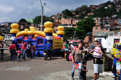 Medellin - Colombia Royalty Free Stock Photos