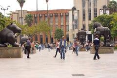 Medellin, Colombie Photo libre de droits