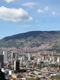 Medellin downtown. Colombia. Stock Images