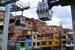 Medellin, Kolumbia - Obrazy Royalty Free