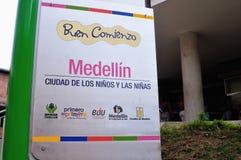 Medellin, Kolumbia - zdjęcie royalty free