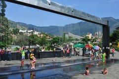 Medellin - Kolumbien Stockfotografie