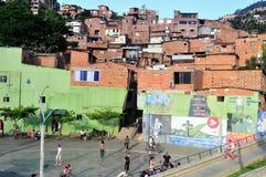Medellin - la Colombia immagini stock