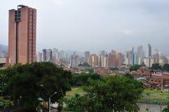 Medellin - la Colombia Fotografie Stock