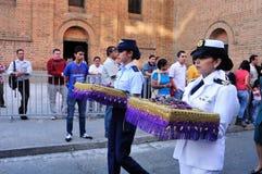 Medellin - la Colombia Fotografie Stock Libere da Diritti