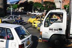 Medellin - la Colombie Image libre de droits