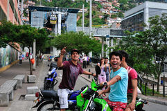 Medellin - la Colombie Images stock