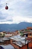 Medellin - la Colombie Photo stock