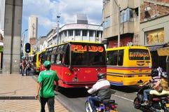 Medellin - la Colombie Photos stock