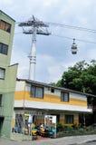 Medellin - la Colombie Image stock
