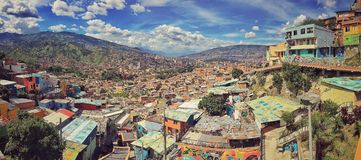 Medellin Royalty Free Stock Photos