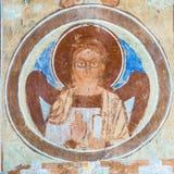 Medellion с ангелом благословением стоковая фотография