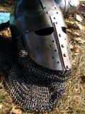 medeltida armor Royaltyfri Foto