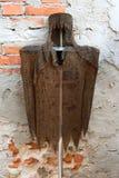 medeltida armor Arkivbilder
