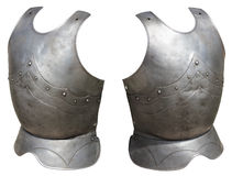 medeltida armorriddare Arkivfoto