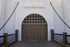 medeltida castle4 Arkivfoto
