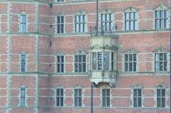 medeltida fönster Royaltyfri Bild