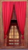 medeltida gammal stil för dörr Fotografering för Bildbyråer