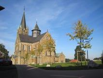 Medeltida gotisk domkyrka germany Royaltyfria Bilder