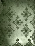 medeltida gotisk grön grunge Royaltyfri Fotografi